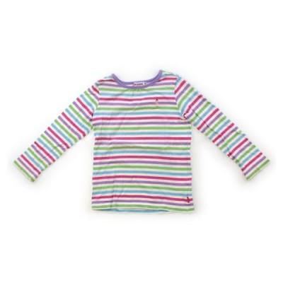 ミキハウス mikiHOUSE Tシャツ・カットソー 110サイズ 女の子 子供服 ベビー服 キッズ