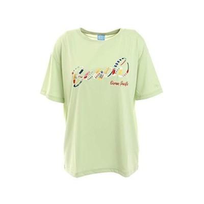 [オーシャンパシフィック] Tシャツ 521506GRNM レディース GRN M