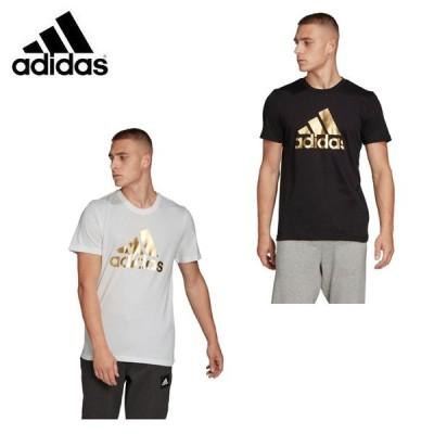 アディダス Tシャツ 半袖 メンズ 8ビット グラフィック フォイル Tシャツ GLZ15 adidas