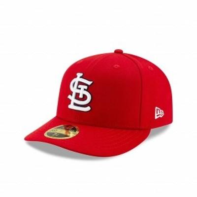 ニューエラ(NEW ERA) LP 59FIFTY MLBオンフィールド セントルイス・カージナルス ゲーム 12506586