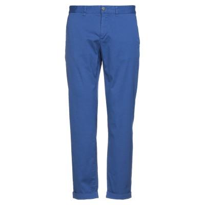 ジェッカーソン JECKERSON パンツ ブルー 33 コットン 98% / ポリウレタン 2% パンツ