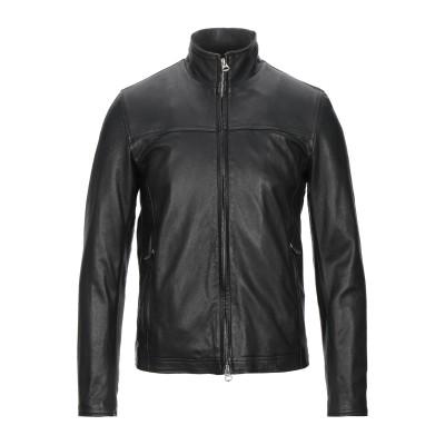 STEWART ブルゾン ブラック XL 羊革(ラムスキン) 100% ブルゾン