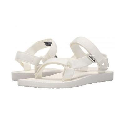 Teva テバ レディース 女性用 シューズ 靴 サンダル Original Universal - Bright White