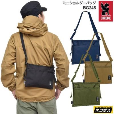 クローム バッグ CHROME ミニショルダーバッグ全4色  BG245 MINI SHOULDER BAG メンズ レディース [M便 1/1]  正規取扱店