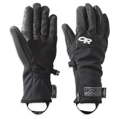 アウトドアリサーチ レディース 手袋 アクセサリー Outdoor Research Women's Stormtracker Sensor Glove Black