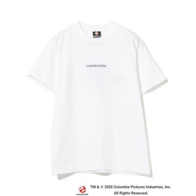 【ビームス ウィメン】 GHOST BUSTERS / SHADE Tシャツ レディース ホワイト S BEAMS WOMEN