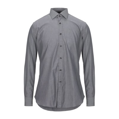 SPINNAKER シャツ グレー 39 コットン 100% シャツ