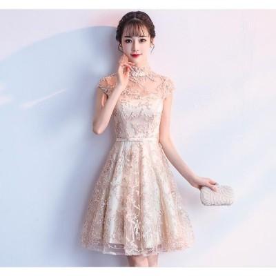 格安販売 カラードレス 花嫁ドレス パーティードレス ウエディングドレス ミニドレス 二次会ドレス 結婚式 演奏会 披露宴
