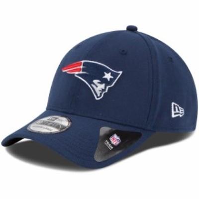 New Era ニュー エラ スポーツ用品  New Era New England Patriots Youth Navy Team Classic 39THIRTY Flex Hat