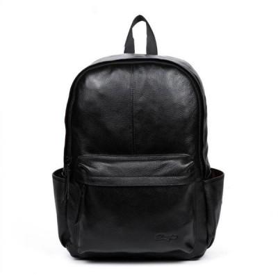 リュックサック メンズリュック ディパック 通気性良い 上質本革 牛革レザー メンズ 通学 旅行 出張 鞄 かばん 書類鞄 自転車鞄 当季 ビジネスリュック
