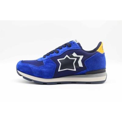 ATLANTIC STARS FBOF-BT53 ANTARES BLUE-YEL/ アトランティックスターズ アンタレス 青紺黄/メンズ
