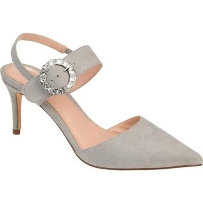 ジュルネ コレクション Journee Collection レディース パンプス シューズ・靴 Cecelia Pump Grey