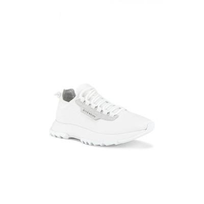 ジバンシー Givenchy メンズ スニーカー シューズ・靴 Spectre Low Top Sneaker White