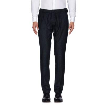 アントレ アミ ENTRE AMIS パンツ ブラック 35 バージンウール 99% / ポリウレタン 1% パンツ