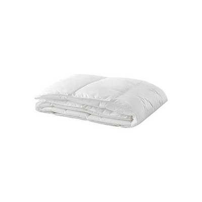 (1, Twin) - Ikea Thin Insert for Duvet Cover, Twin, White