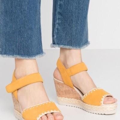 ガーバーショップ レディース サンダル Platform sandals - mango
