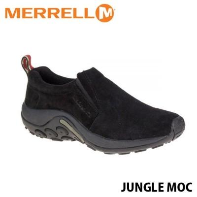 メレル MERRELL レディース ジャングルモック ミッドナイト アウトドア ウォーキング レザー スリッポン シューズ JUNGLE MOC 60826 MERW60826