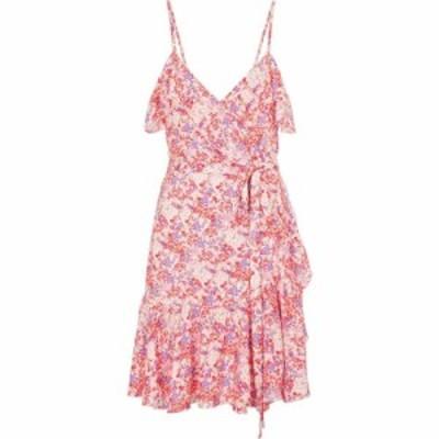 メリッサ オダバッシュ Melissa Odabash レディース ワンピース ミニ丈 ワンピース・ドレス Simona floral minidress Ditsy Pink