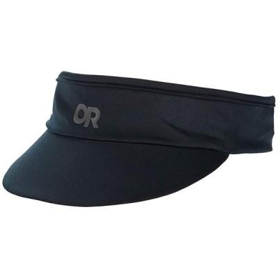 Outdoor Research Vantage Visor メンズ 帽子 Black
