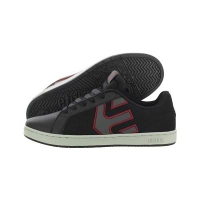 エトニーズアスレチック シューズ 靴Etnies Fader LS 4101000416557E ブラック レッド スケボー シューズ ミディアム (D M) メンズ