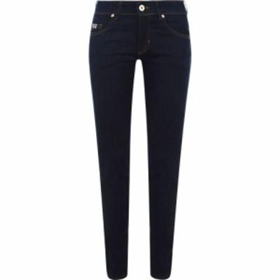 ヴェルサーチ VERSACE JEANS COUTURE レディース ジーンズ・デニム ボトムス・パンツ Slim Jeans Indigo
