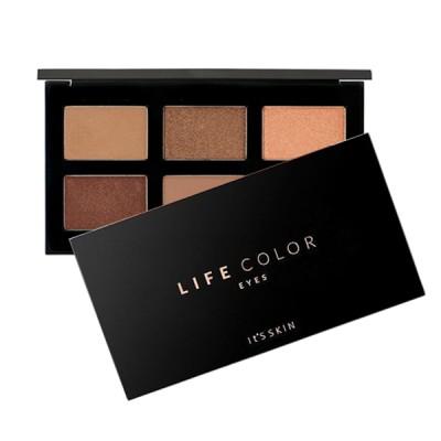 国内発送【 IT S SKIN イッツスキン 】 Life Color Palette [EYE] ライフカラーパレット[アイ]   韓国コスメ / エッセンス