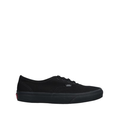 ヴァンズ VANS スニーカー&テニスシューズ(ローカット) ブラック 5.5 紡績繊維 スニーカー&テニスシューズ(ローカット)