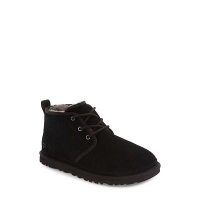 アグ UGG メンズ ブーツ チャッカブーツ シューズ・靴 Neumel Chukka Boot Black