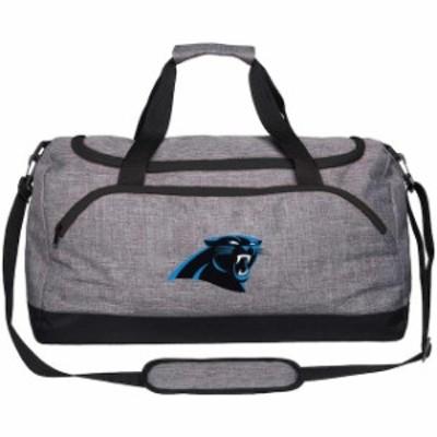 Forever Collectibles フォーエバー コレクティブル スポーツ用品  Carolina Panthers Duffel Bag