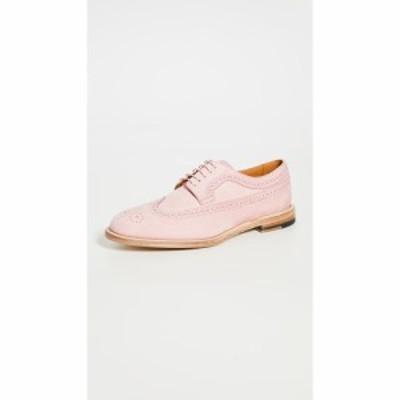 ポールスミス Paul Smith メンズ 革靴・ビジネスシューズ レースアップ シューズ・靴 Adam Lace Up Shoes Pink