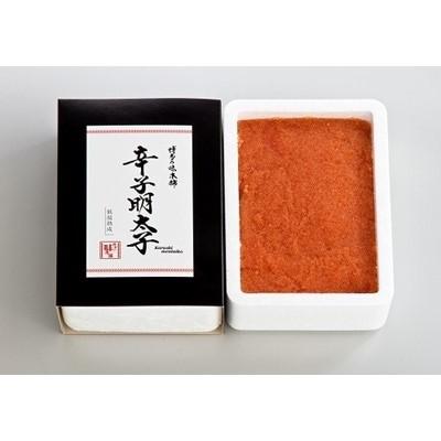 博多の味本舗 辛子明太子バラコ【無着色】1.2kg(600g×2)_吉富町