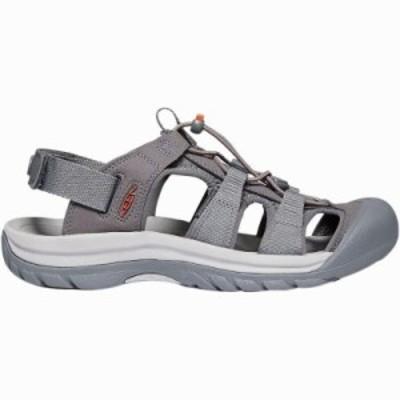 (取寄)キーン メンズ ラピッズ H2 サンダル KEEN Men's Rapids H2 Sandal Steel Grey/Vapor