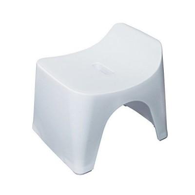 シンカテック ヒューバス 風呂椅子H20 座面高さ20cm ホワイト HU-W