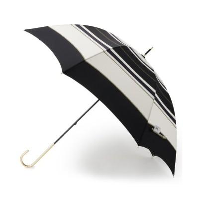 WORLD ONLINE STORE SELECT / スカーフボーダー晴雨兼用アンブレラ(長傘) WOMEN ファッション雑貨 > 長傘