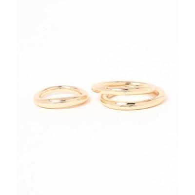指輪 Metal ring set