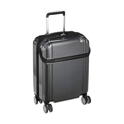 トラベリスト スーツケース トップオープン S 機内持ち込み可 35L 53 cm 3.3kg ブラックカーボン