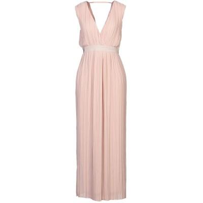 Y.A.S. ロングワンピース&ドレス ピンク XS ポリエステル 100% ロングワンピース&ドレス