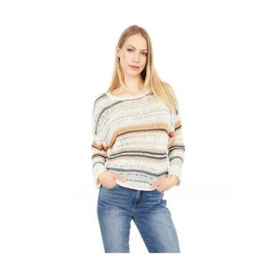 O'Neill オニール レディース 女性用 ファッション セーター Salty Sweater - Multicolored