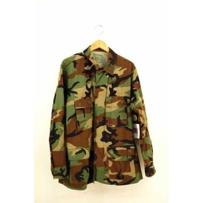 ユーエスアーミー US ARMY 99年製 BDUシャツ  メンズ M 中古 ブランド古着バズストア 200713