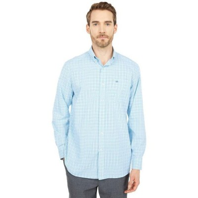 サウザーンタイド メンズ シャツ トップス Skipjack Multi-Check Sport Shirt