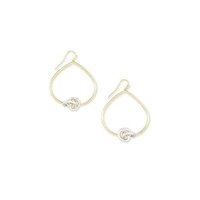 Kendra Scott Presleigh Open Frame Earrings in Mixed Mixed Metal【並行輸入品】