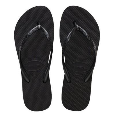 ハワイアナス レディース サンダル シューズ Women's Slim Flatform Flip Flops