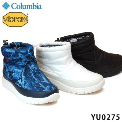 コロンビア スピンリール ミニブーツ アドバンス ウォータープルーフオムニヒート YU0275 レディース ブーツ 防水 防寒 雪 19FW09