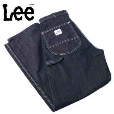 メンズ/Lee/リー/ペインターパンツ/ワーク/デニム/ワンウォッシュ/定番/日本製/品番:LM7288