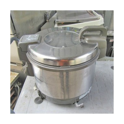 炊飯器 PR-4200S1 都市ガス 業務用 中古/送料別途見積 幅385×奥行438×高さ371