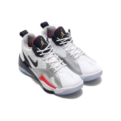 atmos / JORDAN BRAND JORDAN ZOOM '92 (WHITE/OBSIDIAN-TRUE RED-METALLIC SILVER) 【SP】 MEN シューズ > スニーカー
