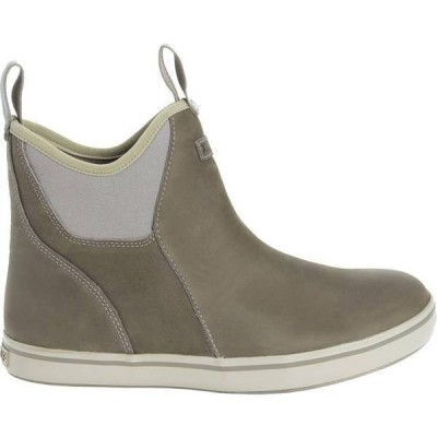 エクストラタフ メンズ スニーカー シューズ XTRATUF Men's Leather Ankle Waterproof Deck Boots