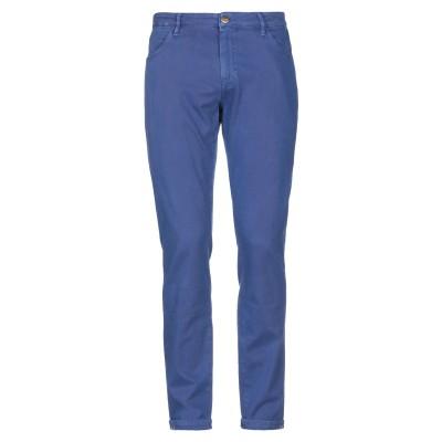 PT Torino パンツ ブルー 34 コットン 98% / ポリウレタン 2% パンツ