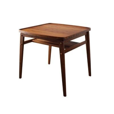 天然木モダンデザインダイニング alchemy アルケミー ダイニングテーブル W80