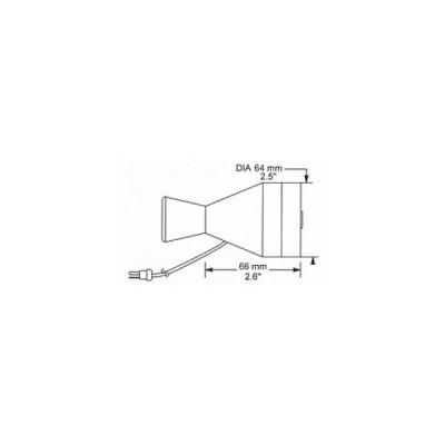 ハンナ HI766 Kタイプ 温度センサー HI766B4
